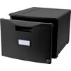 Storex Legal/Letter Filing Drawer with Lock (Set of 2)
