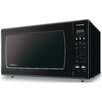Panasonic® 2.2 Cu. Ft. 1250W Genius Sensor Countertop Microwave Oven with Inverter Technology