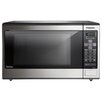 Panasonic® 1.2 Cu. Ft. 1200W Genius Sensor Countertop / Built-In Microwave Oven with Inverter Technology