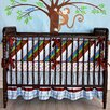 Boutique Gabe 3 Piece Crib Bedding Set