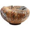 Palecek Wave Weave Basket