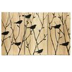 Black Birds Wall Decor