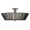 Sophia 2 Light Semi Flush Mount