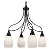 <strong>Framburg</strong> Simplicity 4 Light Dinette Chandelier