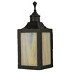 Evolution 1 Light Wall Lantern