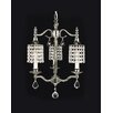 <strong>Framburg</strong> Nocturne 3 Light Mini Chandelier