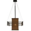 <strong>Framburg</strong> Gymnopedie 1 Light Dining Chandelier