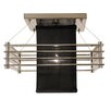 <strong>Gymnopedie 1 Light Flush Mount</strong> by Framburg