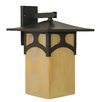 <strong>Arroyo Craftsman</strong> Katsura 1 Light Outdoor Wall Lantern