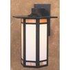 <strong>Arroyo Craftsman</strong> Etoile 1 Light Outdoor Wall Lantern