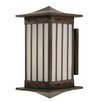 <strong>Himeji 1 Light Outdoor Wall Sconce</strong> by Arroyo Craftsman