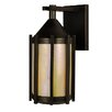 Arroyo Craftsman Inveraray 1 Light Outdoor Wall Lantern