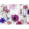Komar Fototapete 'Purple' - 368 x 254 cm