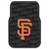 MLB Car Floor Mat