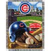 Northwest Co. MLB Chicago Cubs Tapestry Throw