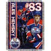 <strong>NHL Ales Hemsky Player Throw Blanket</strong> by Northwest Co.