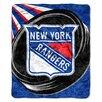 Northwest Co. NHL New York Rangers Sherpa Throw