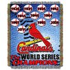 Northwest Co. MLB St. Louis Cardinals Commemorative Tapestry Throw