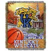 Northwest Co. NCAA Kentucky Commemorative Woven Throw Blanket