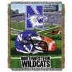 Northwest Co. NCAA Northwestern Tapestry Throw