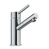 <strong>WS Bath Collections</strong> Linea Single Hole Bathroom Faucet with Single Handle