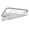 "<strong>WS Bath Collections</strong> Filo 9.6"" x 5.7"" Shower Basket in Polished Chrome"