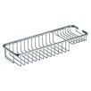 "<strong>Filo 15.7"" x 5.5"" Shower Basket in Polished Chrome</strong> by WS Bath Collections"