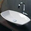 WS Bath Collections Ceramica I Bathroom Sink