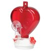<strong>Akerue Industries</strong> 12 oz. Heart Hummingbird Window Feeder