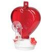 Akerue Industries 12 oz. Heart Hummingbird Window Feeder