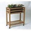 Algreen ErgoGarden Rectangle Plant Stand