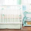 New Arrivals Gold Rush 4 Piece Crib Bedding Set