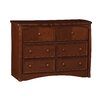 Simmons Kids Slumber Time Elite 6 Drawer Dresse