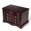 Mele & Co. Rita Locking Jewelry Box