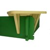 <strong>Sandlock Sandboxes</strong> Corner Seat Set (Set of 2)