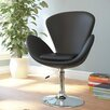 dCOR design Abrosia Adjustable Petal Arm Chair