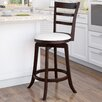 "dCOR design Woodgrove 29"" Swivel Bar Stool with Cushion"