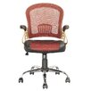 <strong>dCOR design</strong> Workspace Mid-Back Mesh Executive Office Chair with Arms