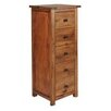 <strong>Denver 5 Drawer Narrow Chest</strong> by Home Essence