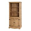 <strong>Home Essence</strong> Newburgh Corona 2 Door Bookcase