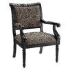 <strong>Crestview Collection</strong> Cheetah Print Arm Chair