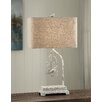 "<strong>Crestview Collection</strong> French Regent Birdsong 28"" H Table Lamp with Rectangle Shade"