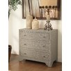 <strong>Springfield 3 Drawer Nailhead Chest</strong> by Crestview Collection