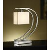 """Crestview Collection Manhattan Orion 19"""" H Table Lamp with Rectangle Shade"""