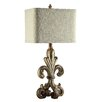 "<strong>Crestview Collection</strong> Traditions Orleans 34"" H Table Lamp with Rectangle Shade"