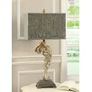 "Crestview Collection The Hamptons Selena 34"" H Table Lamp with Rectangle Shade"