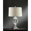 "Crestview Collection Transitions Star Field 27"" H Table Lamp with Empire Shade"