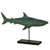 <strong>Crestview Collection</strong> Sea Side Shark Statue