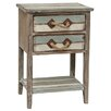 Crestview Collection Nantucket Wood End Table