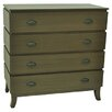 <strong>Crestview Collection</strong> Freeport 4 Drawer Chest